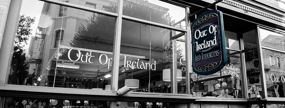 Out of Ireland Storefront