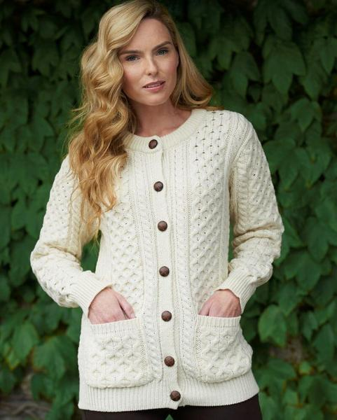 Traditional Lumber Cardigan (311)
