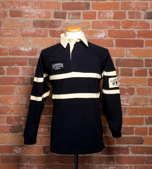 Guinness Long Sleeved Rugby Shirts