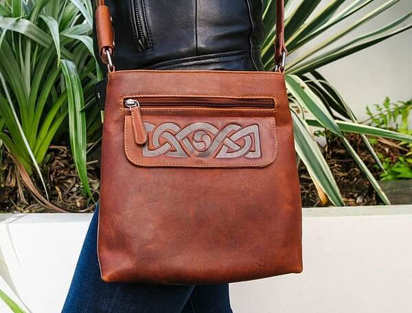 Mary Leather Bag