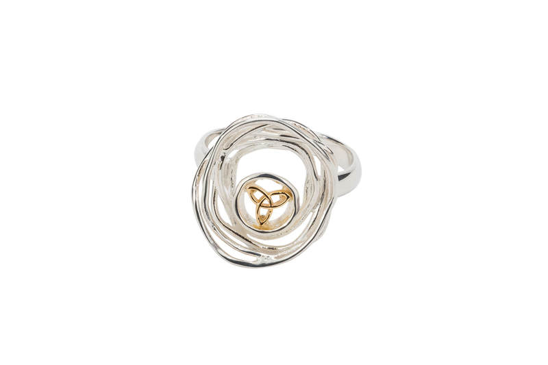 Cradle of Life Ring
