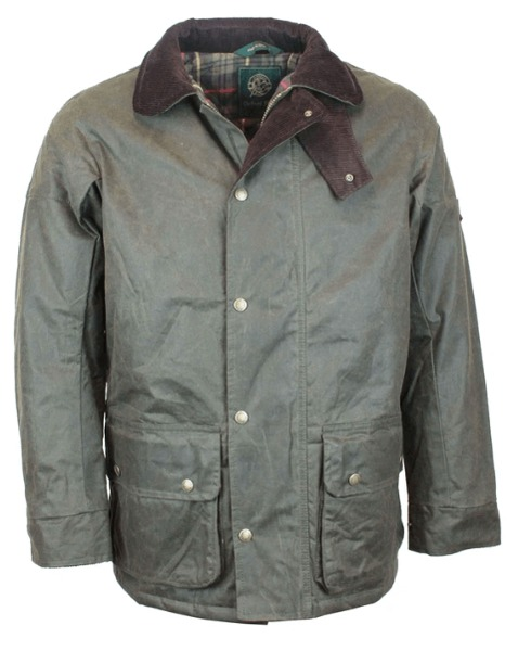 Chelsea - Padded Wax Jacket