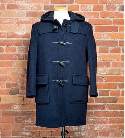 Mens Duffle Coat Sale : Out of Ireland : Irish & Scottish Clothing