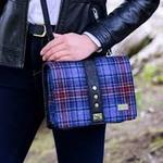 801-3 Blue Red Plaid