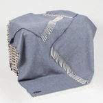 1476 Blue Herringbone