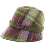 574-1 -Green and Purple Plaid